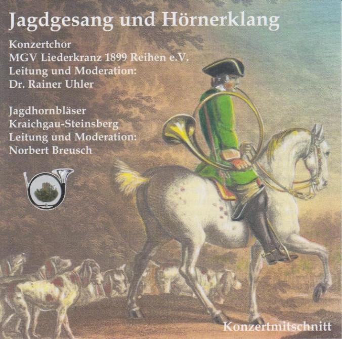 CD Jagdgesang und Hoernerklang